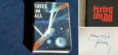 Krieg im All - Science Fiction Roman 1935