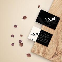 """Salam alaikoum, hello, aujourd'hui je vous présente la déclinaison du logo """"heyaa"""" sur une carte de visite.  Qu'en pensez-vous ?  #visitcard #businesscard #illustrator #graphicdesign #graphisme #brandingdesign #branding #brandingagency #identitevisuelle #visualidentity #photoshop #mockup #dribblers #behance #dribble #99designs Logos, Logo Branding, Best Logo Design, Business Card Mock Up, Photoshop, Professional Logo, Office Interior Design, Of Brand, Cool Logo"""
