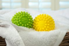 Ours were the original dryerballs on the market and they remain the best you can buy. Not only do they soften your clothes they also speed up the drying process which is good for the enviroment.