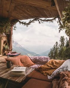 Places To Travel, Places To Go, Kombi Home, Bus Life, Van Living, Cozy Cabin, Travel Aesthetic, Adventure Is Out There, Camping Ideas