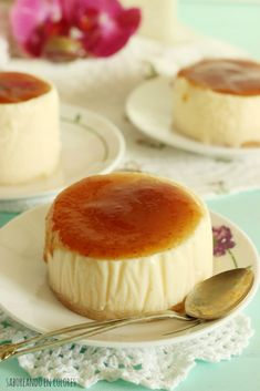 New Cheese Cake Sin Horno Recetas Ideas Small Desserts, Mini Desserts, Dessert Recipes, Cheesecake Deserts, Cheesecake Brownies, Chess Cake, Bread Cake, Detox Recipes, Cupcake Cakes