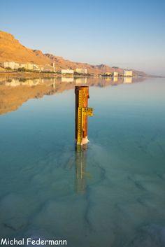 The dead sea in Israel #travel #travelphotography #travelinspiration #israel #wanderlust #YLP100BestOf