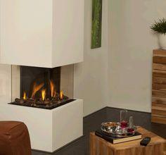 Helex I-Frame 50 45 ODH #Kampen #Fireplace #Fireplaces #Interieur #Kachelplaats