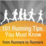 "Running tip 83. Let your muscles repair themselves:     Muscles begin to heal right after the cooling down period is over. In the ""repairing"" process, they become stronger, so rest is mandatory. Eat proteins after the run to help your muscles heal and make sure you have some proteins in store for the night as well."