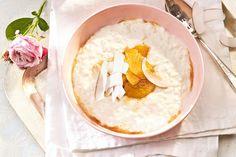 Kokos-Milchreis mit gebratener Ananas - Annemarie Wildeisen's KOCHEN