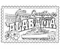 USA Printables State of Minnesota Coloring Pages Minnesota