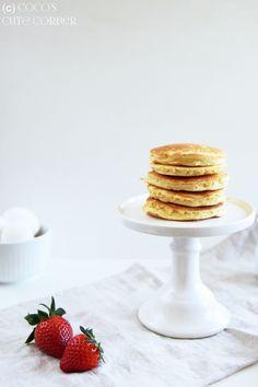 Coco's Cute Corner: Pancakes - die fluffigsten