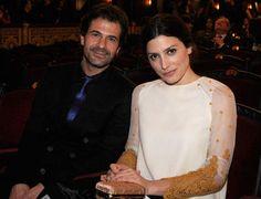 Bárbara Lennie y Rodolfo Sancho en los Premios Ondas 2012