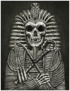 I. Sarcophagus by Derek-Castro on @DeviantArt