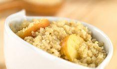 Πρωινό με κινόα, μήλο και κανέλα