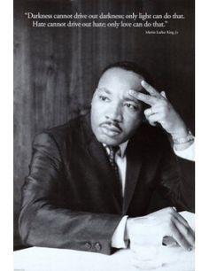 MLK - beautiful quote