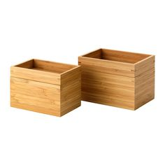 DRAGAN 2-piece bathroom dish set IKEA Helps you to organize cotton balls, hair clips, etc. Bamboo is a durable, natural material.