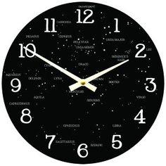 Constellation Clock - clocks