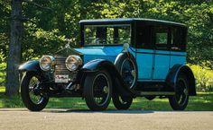 1921 Rolls Royce Silver Ghost Saloon