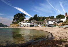 One of my favourite places in Cornwall - The Helford Passage!