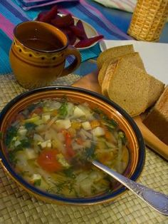 How to Remove Too Much Salt From Soup...  A couple of ways!