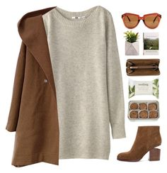 """""""#970"""" by maartinavg ❤ liked on Polyvore featuring Uniqlo, Alexander Wang, Burberry, Forever 21 and FREDS at Barneys New York"""