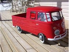 #VW #Bus Pedal Car #ValleyMotors
