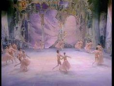 """Mikhail Baryshnikov & Gelsey Kirkland - The Nutcracker - Scene """"Waltz Of The Flowers"""""""