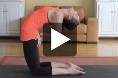 Yoga For Back Flexibility – Day 8 – 30 Day Yoga Challenge