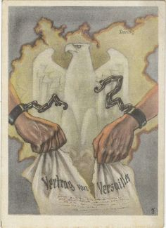 Breaking the chains of the Versailles Treaty