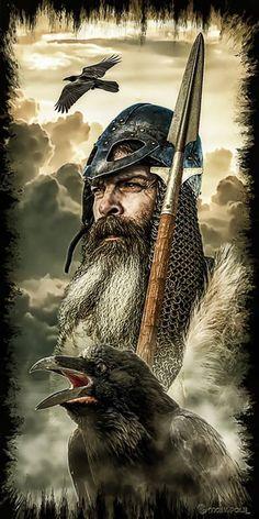 Odin's Warrior by Maik Paul