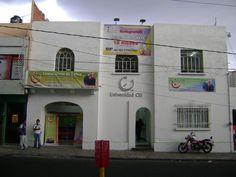 """Plantel """"13 Sur"""", ubicado en 13 Sur # 1104, col Santiago, Puebla, Tel. 246 26 65 y 298 25 69"""