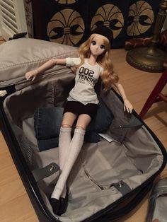 Kizuna Yumeno Smart Doll by NomadDragon7