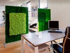 InUno by Studio T prato stabilizzato per il benessere del tuo ufficio #fonoassorbenza