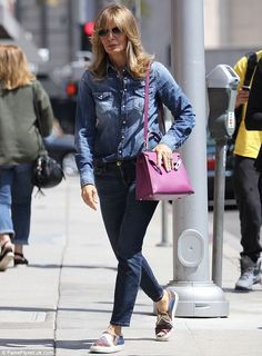 She doesn't get older!Jaclyn Smith looked incredibly youthful as she ran errands in Bever...