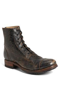 Bed Stu 'Protégé' Cap Toe Boot (Men) available at #Nordstrom