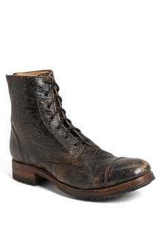Bed Stu 'Protégé' Cap Toe Boot available at #Nordstrom