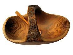 How to carve a wood bowl from a large branch DIY