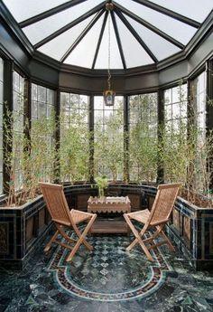 Conservatory - love