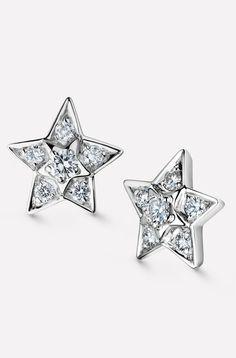 Chanel Comète Earrings.