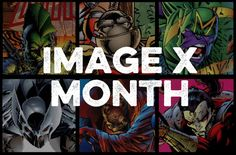 Image X Month, when the Image Founding Fathers switched comics for a month. Jim Lee drew Savage Dragon.  Rob Liefeld drew Shadowhawk.  Erik Larsen took over WildC.A.T.s. Jim Valentino went with Youngblood.  Marc Silvestri got Spawn.  Todd McFarlane grabbed CyberForce.