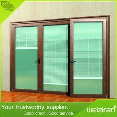 Best Thermal Break Interior Aluminium Casement Swing Glass Doors on Made-in-China.com
