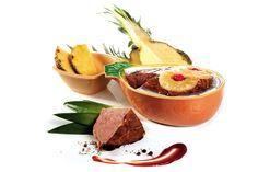 Pasztet z ananasem