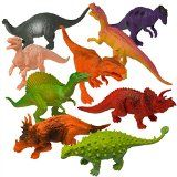"""#4: Prextex Realistic Looking 7"""" Dinosaurs Pack of 12 Large Plastic Assorted Dinosaur Figures http://ift.tt/2c7u7l8 https://youtu.be/3A2NV6jAuzc"""