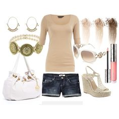 Ready for Summer!, created by catherine-coughlin-beach.polyvore.com