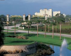 Weekend get away booked for sept at the Omni Resort in Orlando!