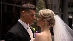 In this scene, Monet and Vaughn have wedding photos taken to remember the big day, followed by Cortney and Jason.  http://www.examiner.com/article/married-at-first-sight-couples-deal-with-their-social-life
