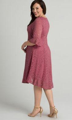 Delicate Lace- kiyonna plussize fashions #plussize #plussizeclothing see #kiyonna Fashions #madeintheusa  http://www.planetgoldilocks.com/Blog/main #blog