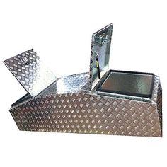 Truck Bed Storage, Storage Boxes, Vehicle Storage, Truck Tools, Truck Tool Box, Bed Casters, Truck Accesories, Sheet Metal Work, Roof Box