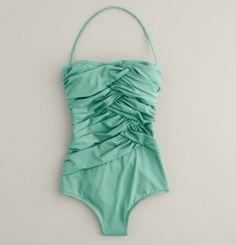 J. Crew swimsuit  LOVE!