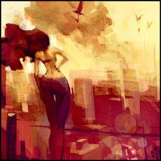 smoke.in.the distance by betteo.deviantart.com on @deviantART