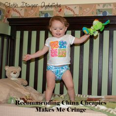 Recommending China Cheapies Makes Me Cringe - Cloth Diaper Addicts