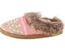 Roxy Hazelnut Women's Slippers