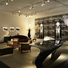 PAD London DAVID GILL. David Gill produced some of the first furniture collections from Zaha Hadid to Mattia Bonetti and was one of the first to show the work of the artist Grayson Perry. is a very important gallerist of the 20th Century and contemporary design.