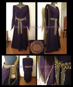 Medieval Dress by Lenne-sing.deviantart.com on @DeviantArt